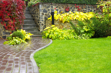 Flower installation san jose silicon valley flower for Home and garden maintenance services